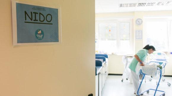 """Il nuovo """"Nido"""" dell Ospedale Santa Chiara di Trento"""