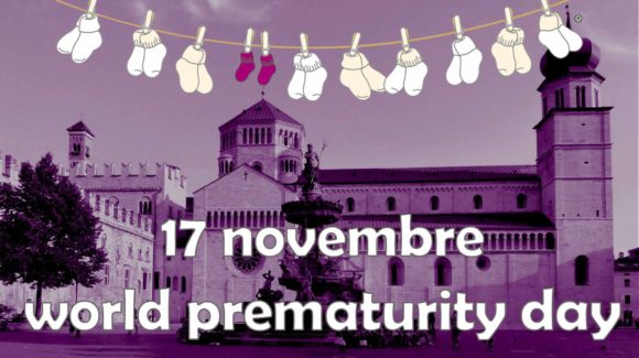 17 Novembre 2019: le attività ANT in occasione della Giornata Mondiale della Prematurità