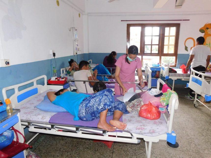 Promozione della salute neonatale in Nepal per le caste piu' povere della popolazione locale