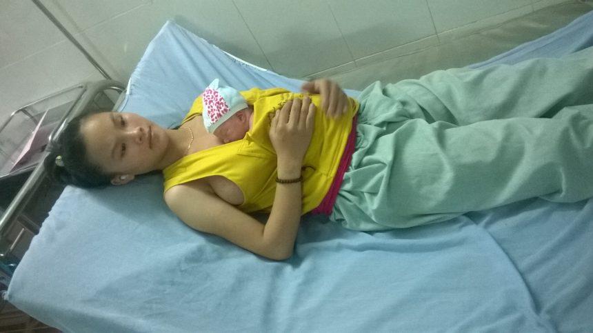 Promozione della marsupioterapia in Vietnam