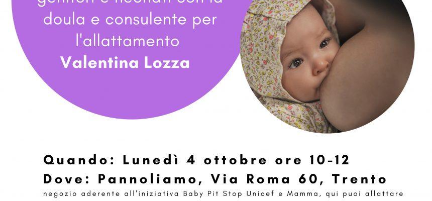 SAM 2021 – Latte di mamma con Valentina Lozza